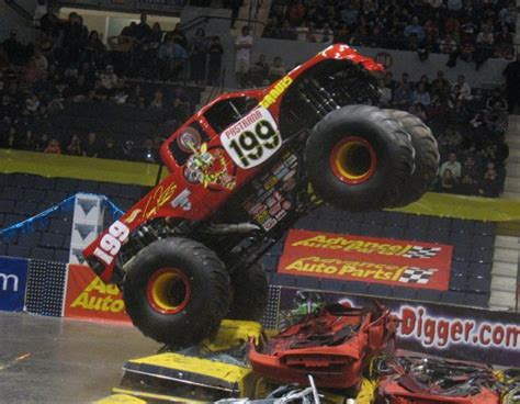 monster truck show rochester ny rochester new york thunder nationals january 4 5
