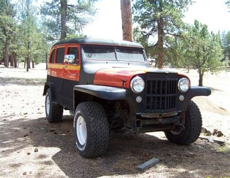 jeep wagon black 17 best images about willys wagons on pinterest wagons