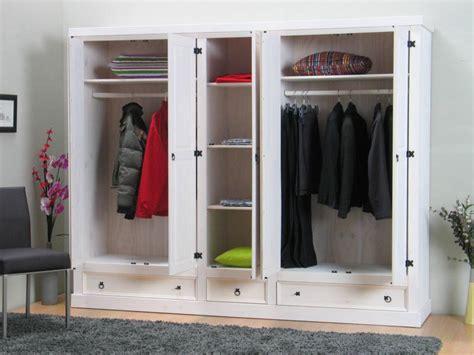 Home Design Decor by 5 Deurs Kledingkast Wit New Mexico