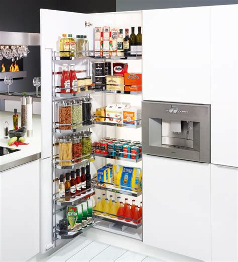 Kitchen Storage Cupboards Ideas by Clever Storage Centralised Storage A Central Storage