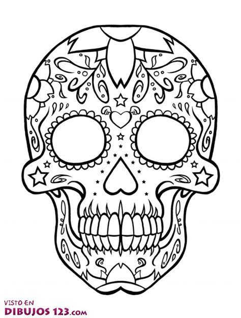 imagenes de calaveras mexicanas para colorear disenos de calaveras mexicanas dia de los muertos google