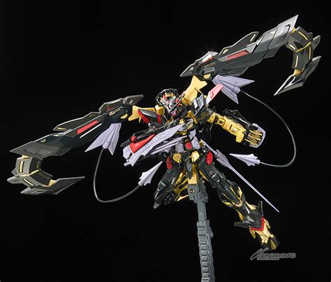 Gundam Astray Gold Frame Amatsu Mina Rg Gundam Model Kits gundam astray gold frame amatsu mina rg 1 144