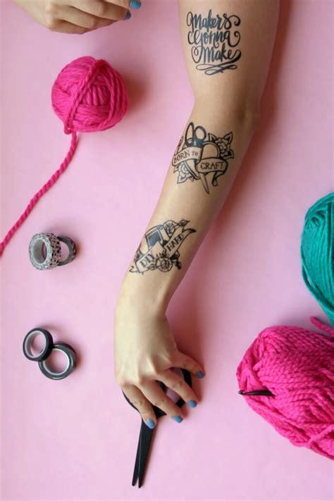 fake tattoo online editor diy maker tattoos persia lou