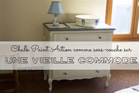 Renovation Commode by Chalk Paint Comme Sous Couche R 233 Novation De La