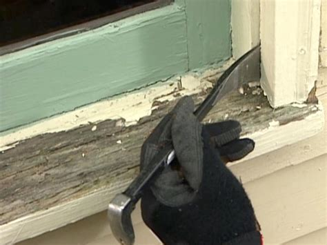 How Do You Replace A Window Sill How To Replace A Windowsill How Tos Diy