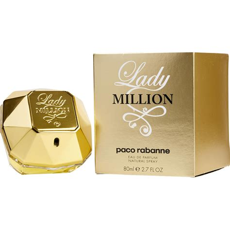 Parfum Paco Rabanne paco rabanne million edp fragrancenet 174