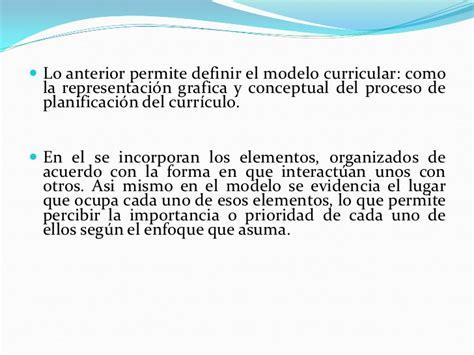 Definicion De Modelo Curricular Lineal enfoques curriculares