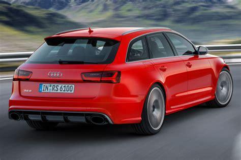Neupreis Audi A4 Avant by Audi Rs 6 Avant Performance La 2015 Preis Marktstart