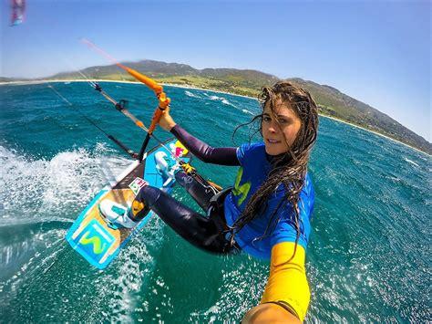 gisella pulido gisela pulido navegar 225 todas las islas canarias en kitesurf