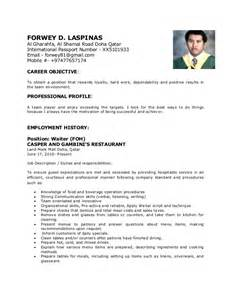 Sample Resume For Cpa Forwey Cv New 1 Copy