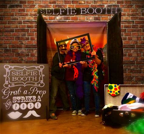 Back To The Future Photo Booth Props