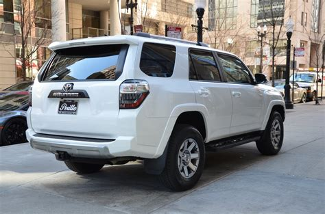 toyota dealer chicago 2015 toyota 4runner limited stock m560a for sale near