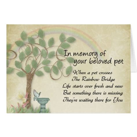 Pet Sympathy Card Template by Pet Loss Sympathy Card Tire Driveeasy Co