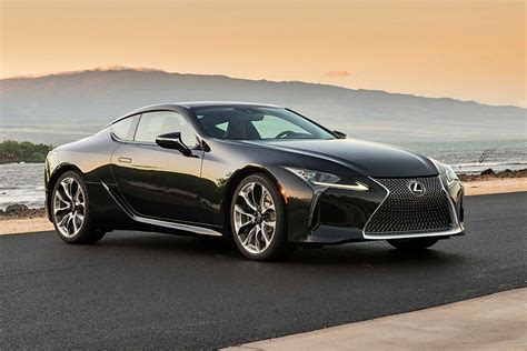 lexus lc500 4 things to consider about the 2018 lexus lc500