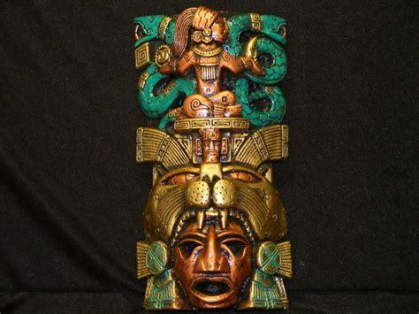 mayan jaguar warrior mayan war mask images