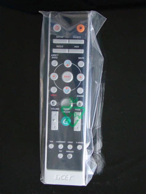 acer x1210 projector remote