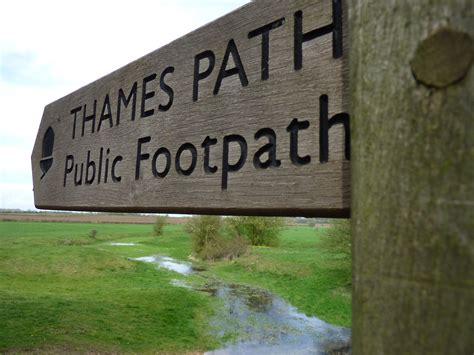 the source of the thames the games way 187 mile long the source of the thames the games way 187 mile long