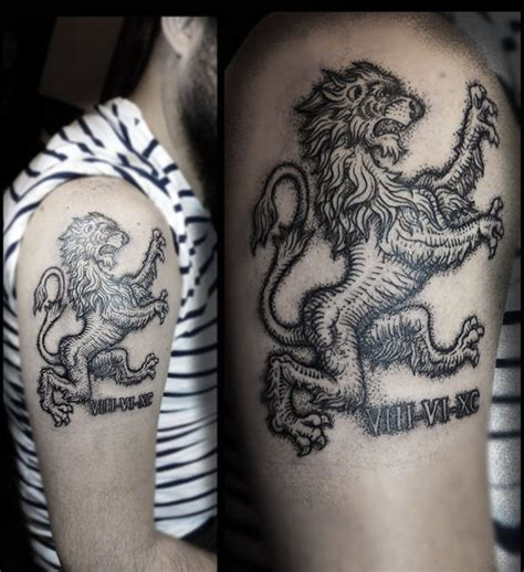 32 lion tattoo designs ideas design trends