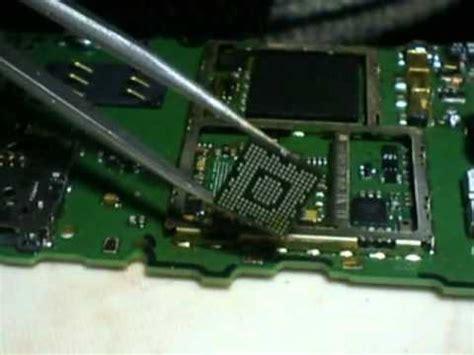 Power Ic nokia 6303c i power ic changing