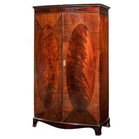 mid 20th century mahogany wardrobe for sale at 1stdibs