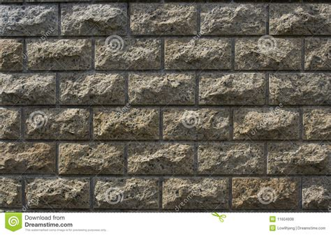 scow of stone light coloured stone brick wall cladding royalty free