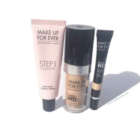 Makeup Forever Ultra Hd Foundation makeup forever ultra hd foundation and ultra hd concealer review cali beaute