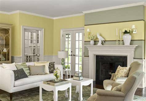 Wohnzimmer Gelbe Wand 4511 by Welches Gr 252 N Als Wandfarbe 35 Ideen Mit Gr 252 Nt 246 Nen