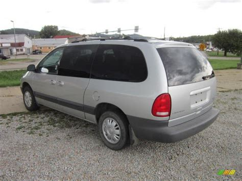 2000 bright silver metallic chrysler grand voyager se 53857505 photo 5 gtcarlot car