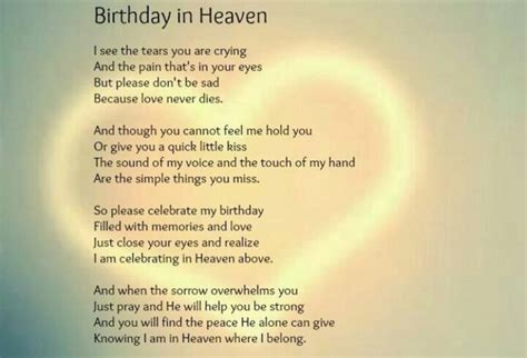 Posts To Put You In Shoe Heaven by 72 Beautiful Happy Birthday In Heaven Wishes My Happy