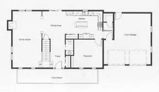 Colonial Floor Plans Open Concept by 4 Bedroom Floor Plans Monmouth County Ocean County New