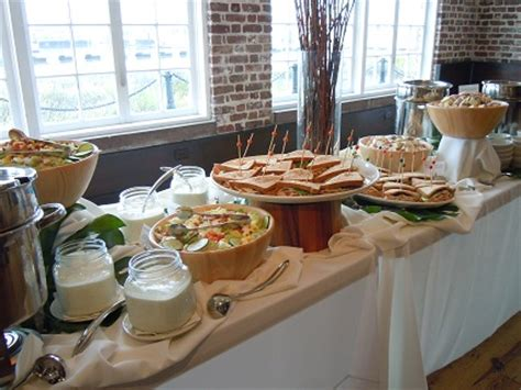 soup and salad buffet gallery food catering