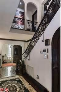Pictures Of Banisters Kat Von D To Sell Her Gothic Mansion For 2 5 Million As