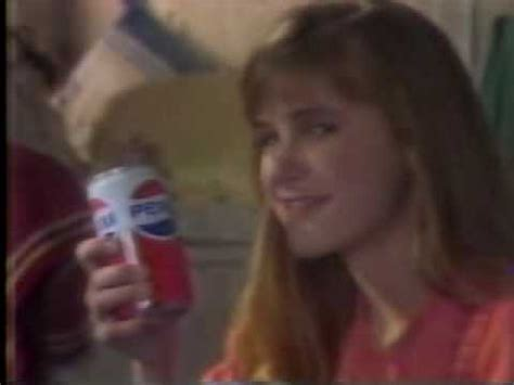 pepsi commercial larry actress vintage 80 s pepsi commercial in response to new coke