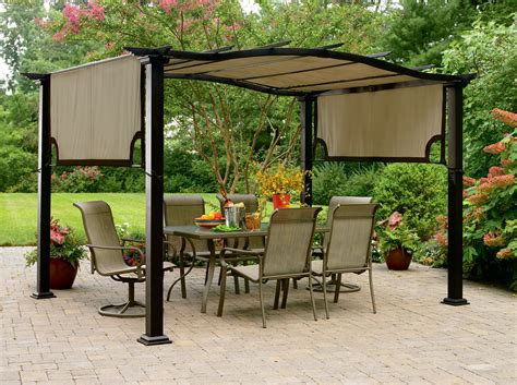 Backyard Canopy by Things To Consider Before You Purchase A Pergola