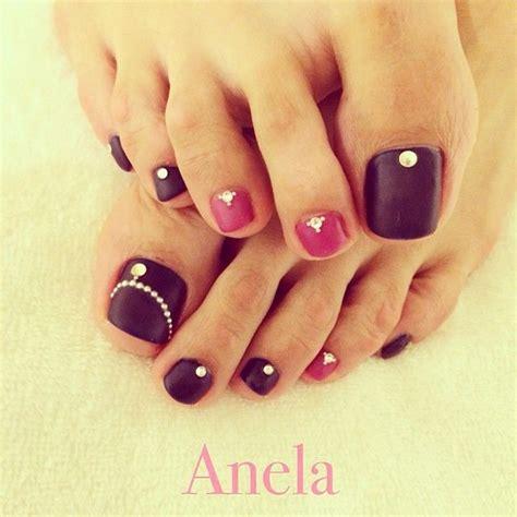 imagenes uñas pies decoradas uas decoradas excellent uas decoradas para novias