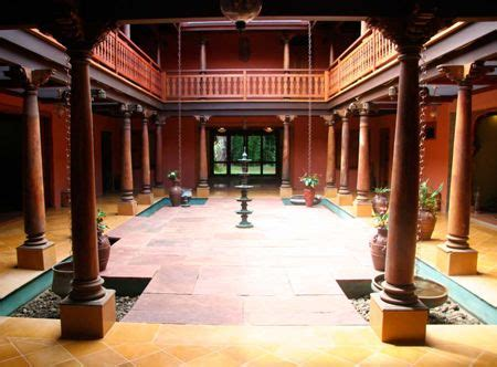 chettinad house architecture design indian houses with courtyard google search indian household pinterest indian