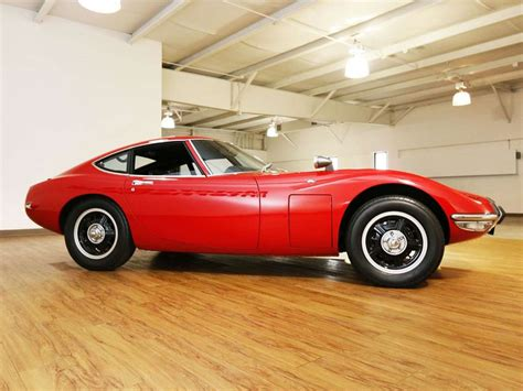 Toyota 2000gt For Sale Stunning And 1967 Toyota 2000gt For Sale