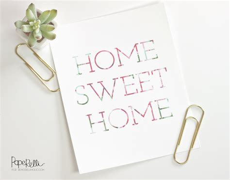 home accessories list remodelaholic free floral printable to do list more