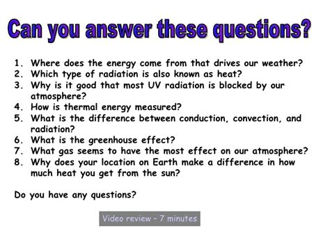 Can You Detox From Radiation From Teests by Weather Energy And Heat Transfer