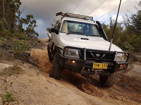 nissan safari lifted gu nissan patrol 4 2td ute 4x4 photos nissans