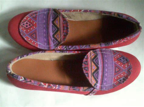 Grosir Batik Murah Batik Primis Pastel 35 sepatu wanita batik harga grosir murah grosir sandal sepatu murah