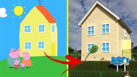 imagenes de casas 11 casas de dibujos animados que existen en la vida real