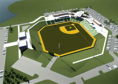 Corn Crib Stadium by New Stadium The Corn Crib Normal Il Frontier League