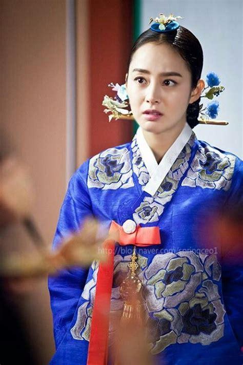 Baju Hanbok Jang Ok Jung 100 best images about a hanbok closet on