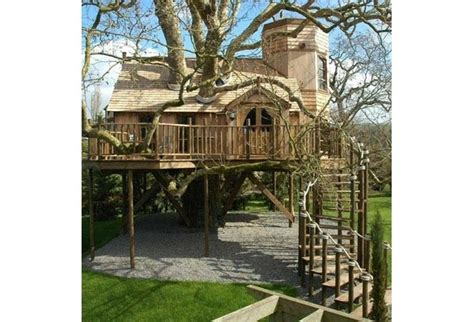tree house for adults garden and landscape