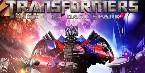 Pc Transformers Rise Of The Spark transformers rise of the spark walkthrough