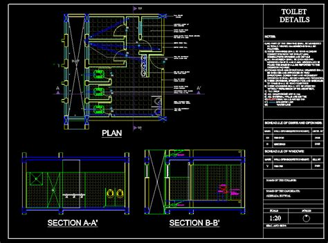 toilet section dwg details wc dwg detail for autocad designs cad