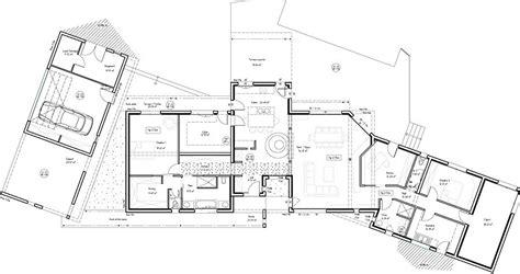Plan D Architecte De Maison by Plans De Maisons D Architecte