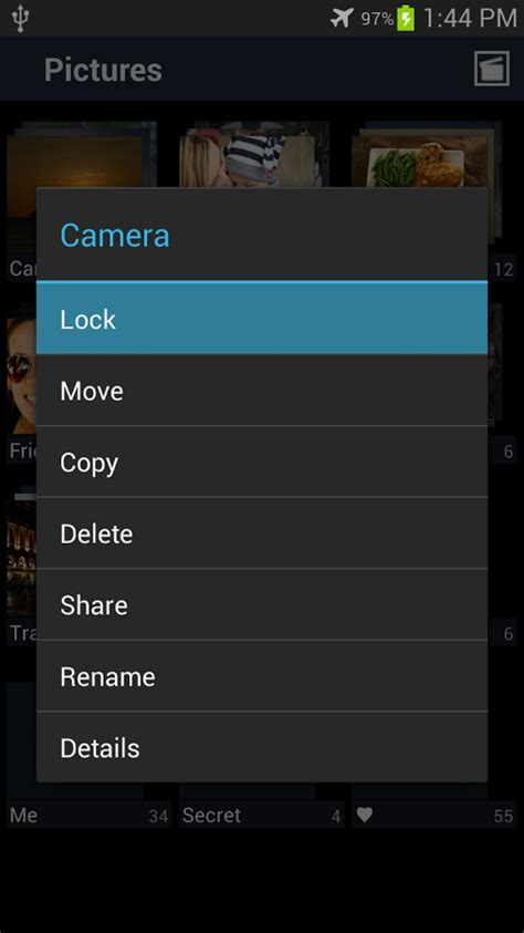 secure gallery apk free secure gallery hide lock pic 187 apk thing android apps free