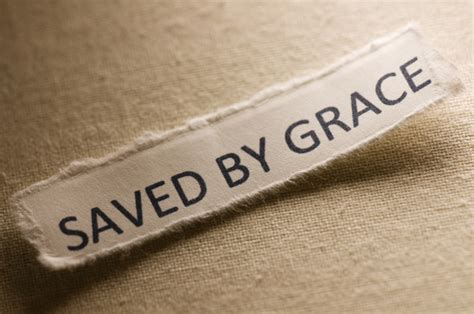 Saved By Grace we are saved by grace not works start2finish
